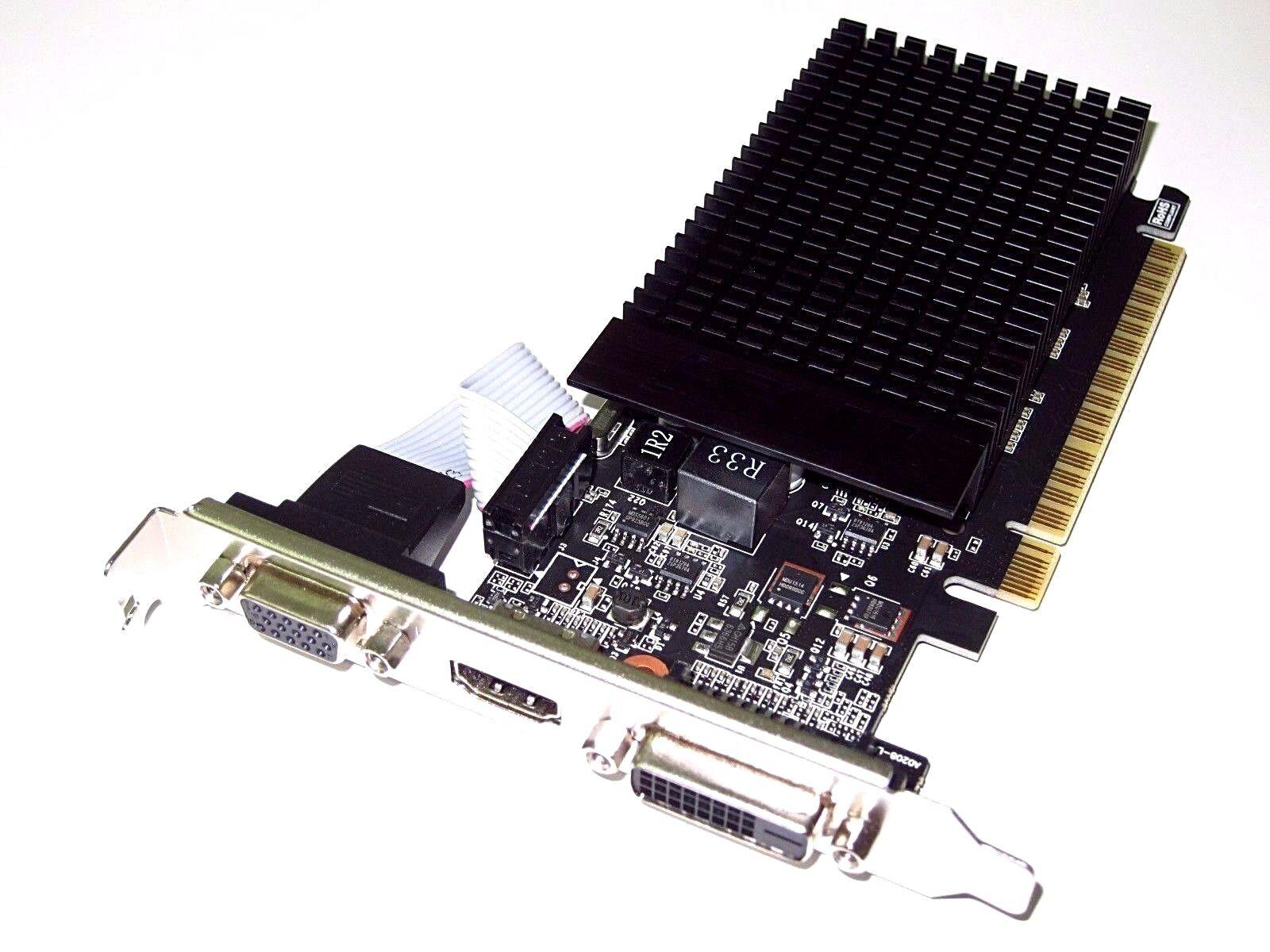 Dell PowerEdge T30 MiniTower HP ProLiant ML350 G6 Server 2GB Video Graphics Card
