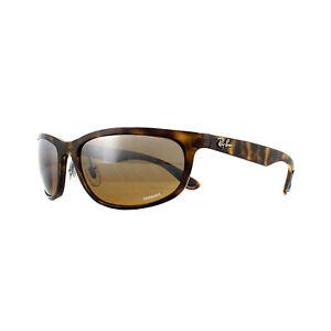 Ray-ban Sunglasses Rb4265 710/a2 Tortoise Brown Mirror Chromance Polarized QualitäT Zuerst Sonnenbrillen & -zubehör Herren-accessoires