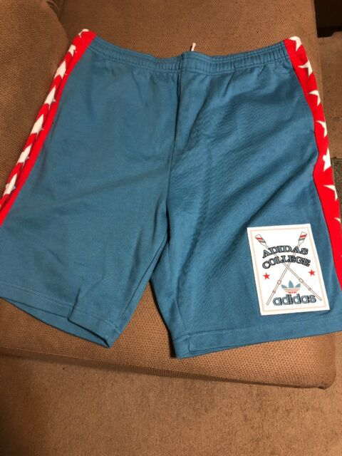 cheapest look out for classic styles Adidas Rowing Art Shorts Size XL
