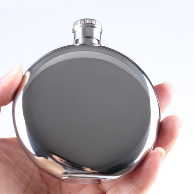 32oz Stainless Steel Pockets Hip Flask Alcohol Whiskey Liquor Wine Pot Flagon