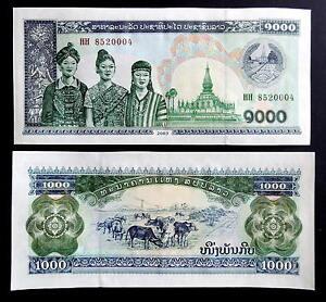 LAO-Billete-1000-kip-2003-S-C-LAO-1000-kip-UNC-Banknote-LAOS