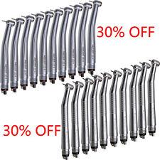 20pcs Dental High Speed Handpieces Push 4 Holes NSK Style SEASKY/SANDENT woxm