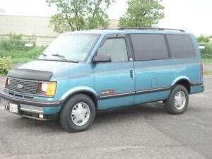 1994 chevrolet astro all wheel drive