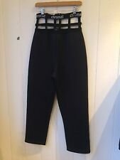 Chromat Alaia Cage Top Low Rise Trousers Size Medium