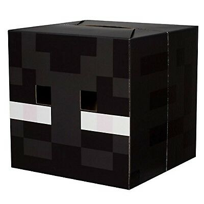 Minecraft Enderman Head Costume Mask Ebay