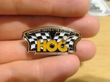 Harley Davidson Racing PIN Excitement begins at the Starting Line HOG SE Buell