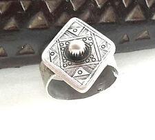 antique Tuareg silver rings