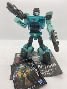 Transformers Titans Return SERGEANT KUP