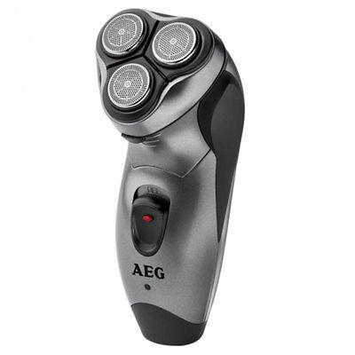 Comprar AEG Afeitadora eléctrica uso en ducha batería recargable cortapatillas HR 5654