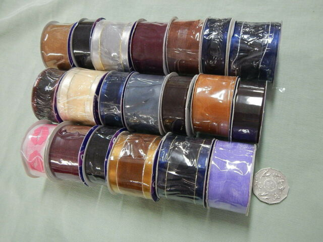 Ribbon Assorted Rolls x 20   (SetC2)