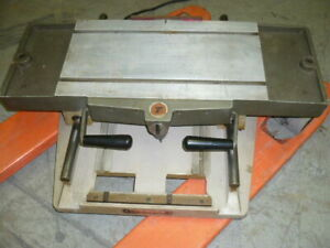 Thomson-Model-100-Mill-Drill-table