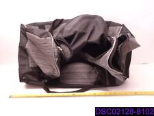 Item 5 New W Marks Protege 32 Expandable Rolling Duffle Bag Gray Black
