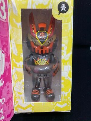 CONFIRMED ORDER Urban Azteq63 by Urban Aztec x Quiccs x Martian Toys IamRetro