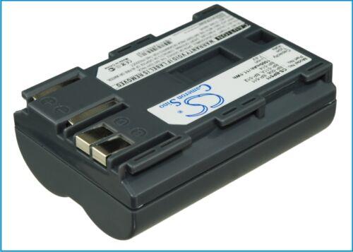 BP-511A 7.4V battery for Canon PowerShot G3 EOS 5D BP-512 EOS 20Da BP-511