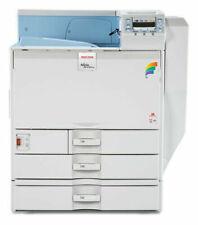 Ricoh Aficio Sp C811dn Color Printer Excellent Condition