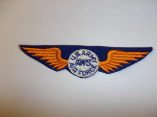 b1480 WW 2 US Army Air Force USAAF Civilian Aircraft Warning Service AWS R12A