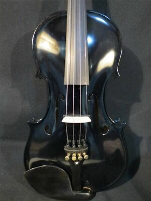 "Musical Instruments & Gear Orchestral Adaptable Song Brand New Electric Viola & Acoustic Viola 15"" Perfect Sound,black Colour Nourishing The Kidneys Relieving Rheumatism"