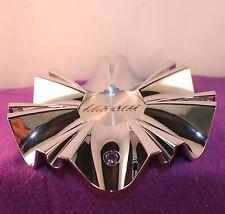 Lexani Chrome Custom Wheel Center Cap Set of 1 pn: CAP C-031-2 MIDTEC