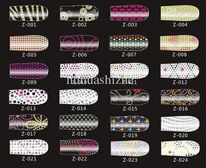 3D-Bling-Nail-Art-Wrap-Sticker-Patch-hands-and-toes-Wraps-DIY-16-pcs-set