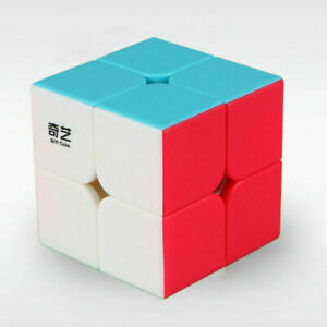 Magic-2x2-Ultra-smooth-Cube-Professional-Speed-Puzzle-Twist-Kids-Toys-Gifts-Hot