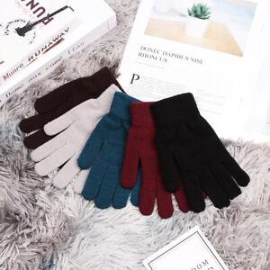 Gants-doigts-d-039-hiver-unisexe-doublure-en-peluche-plus-epaisse-pour-garder-chaud