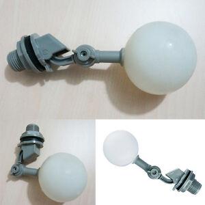 Verstellbares-Kunststoff-schwimmer-ventil-1-2-034-schraubverbindung-Wasserball-X4L9