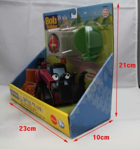 Bob The Builder Project Build It Exclusive Digging with Drill Talking Benny