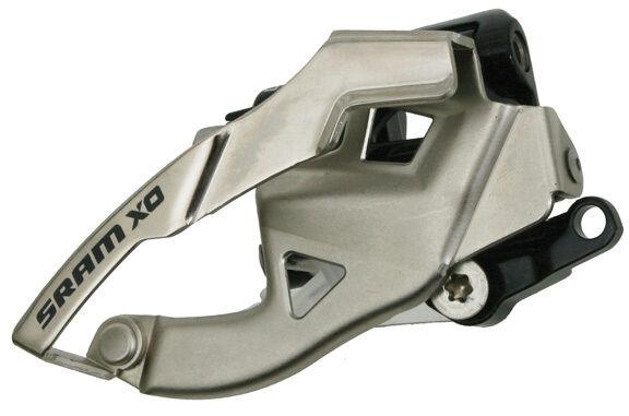 Sram X0 2x10 Speed All Mountain AM Bike Front Derailleur S3 22/36 Top Pull