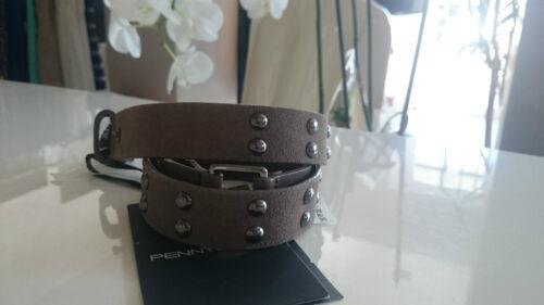borchie Cintura  PENNYBLACK nero//tortora