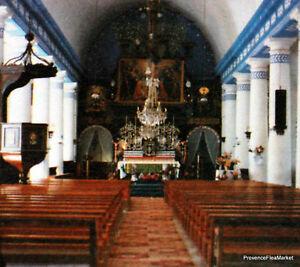 Yt 244 Cathedrale St Michel De Riquitea Tahiti Polynesie Francaise Fdc 1° Jour