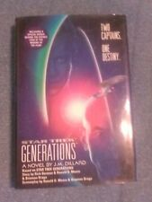 Star Trek by J. M. Dillard (1994, Hardcover)