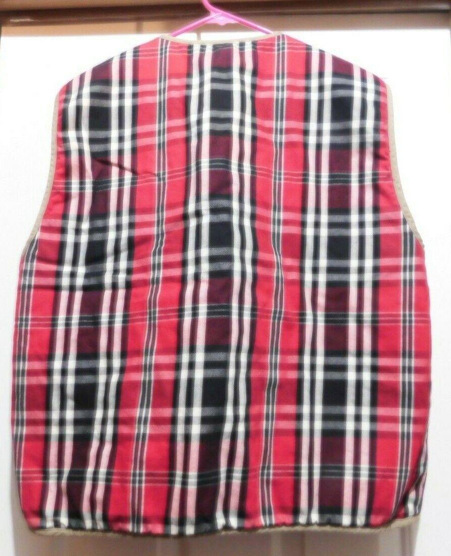 Tommy Hilfiger Men's size Large Reversible VEST K… - image 5