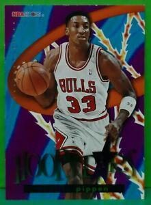 Scottie Pippen insert card Hoopstars 1995-96 Skybox NBA Hoops #HS1