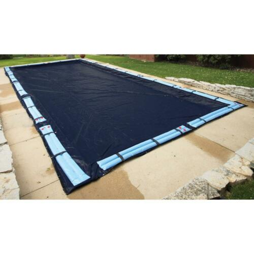 NEW BlueWave WC742 In-Ground 8 Year Winter Cover For 14/' x 28/' Rect Pool