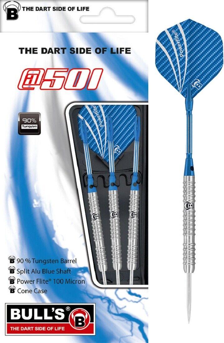 BULL'S @501 AT1 Steel Dart 1 Satz 25 Gr. Gr. Gr. 77f03c