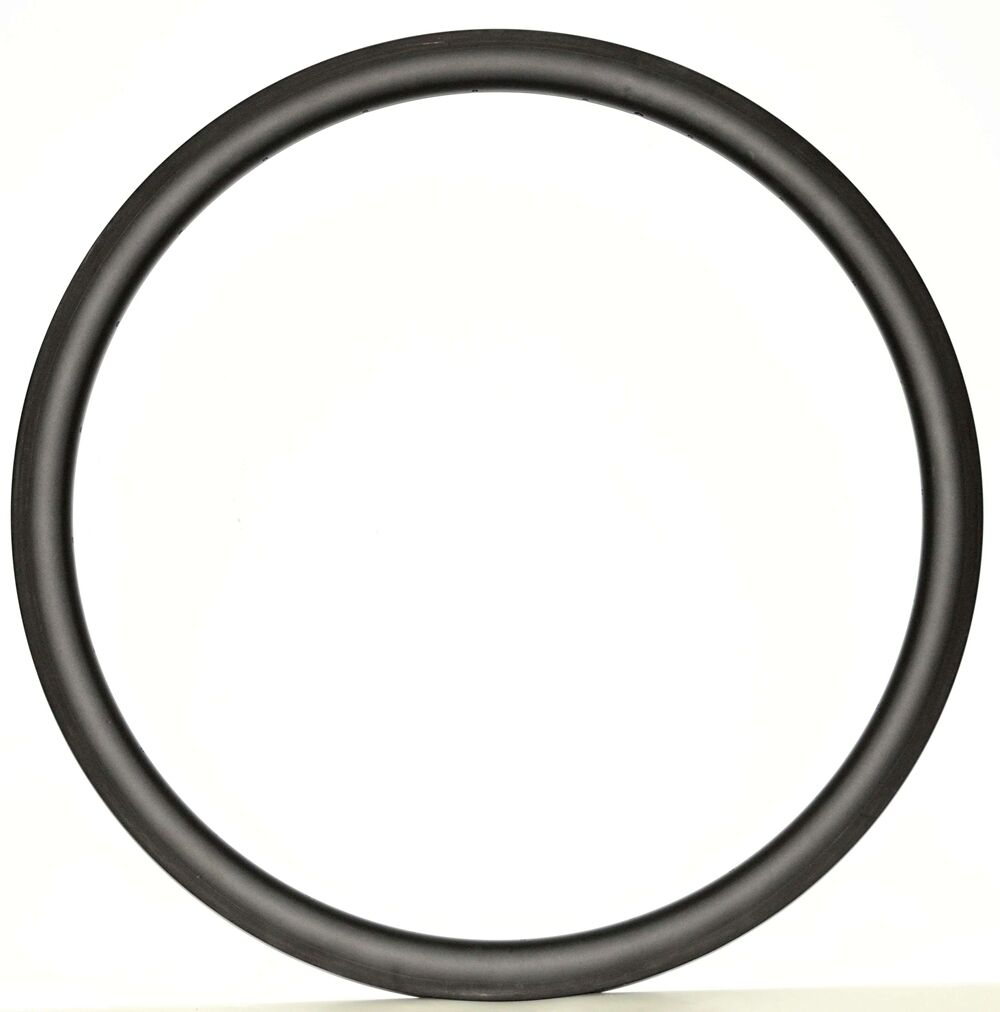 700C 25mm wide U-shape 35mm depth Bicycle carbon Rim Clincher carbon bike Rim