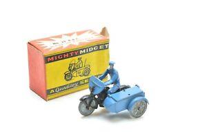 BENBROS 29 RAC MOTORCYCLE & SIDECAR 45mm