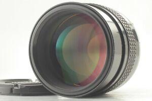N MINT Nikon Nikkor AI-S 105mm f1.8 Tele MF Objektiv Filmkamera FR Japan a41