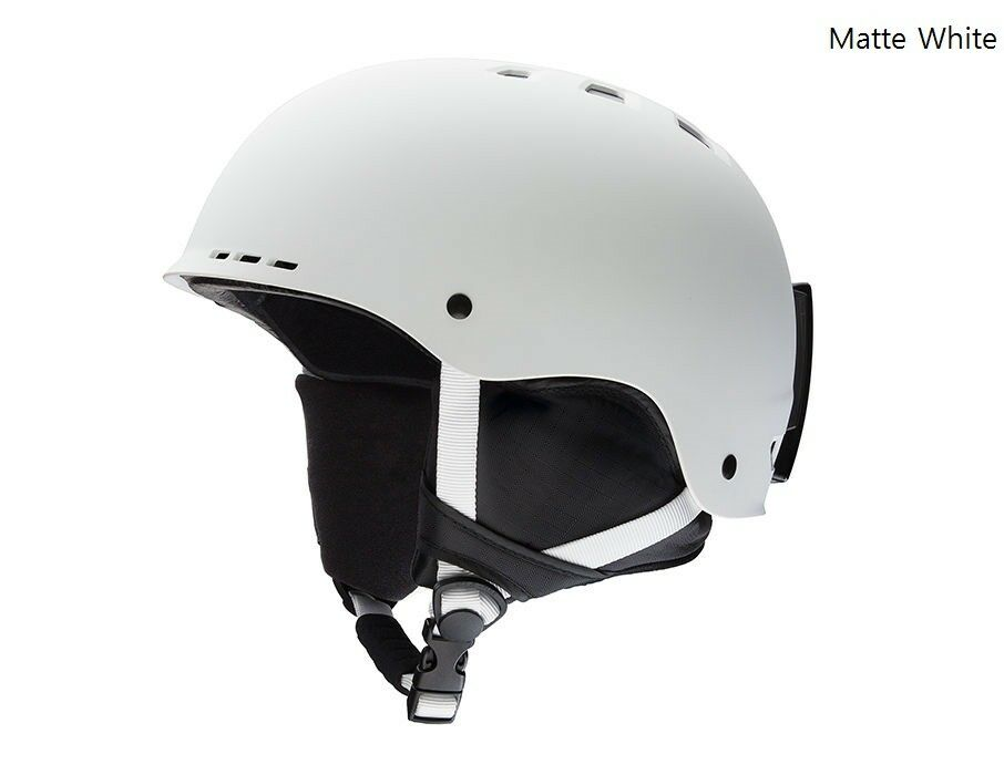 Smith Optics Holt Helmet X-Large 63-67cm Matte White