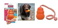 Aqua Floating Dog Pool Toy Orange Attached Rope For Endless Field Or Water Fun