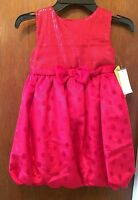 Red Dress By Penelope Mack Size 4t Christmas Dress Retails $42