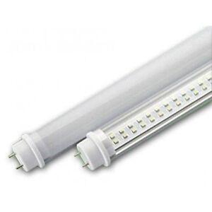 NEON-TUBO-LED-SMD-60-90-120-150-CM-6500K-LUCE-FREDDA-CALDA-TRASPARENTE-T8