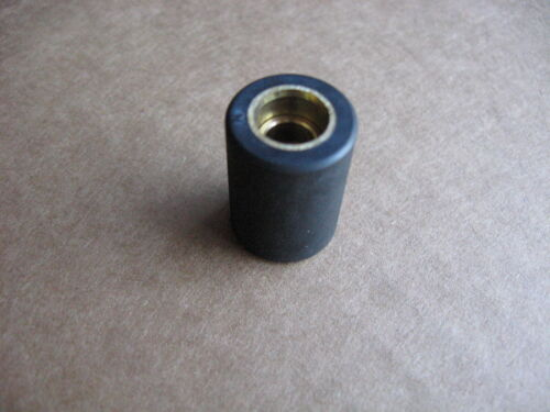 RUBBER  PINCH  ROLLER   /> 3 PCS /<     WITH METAL BEARING