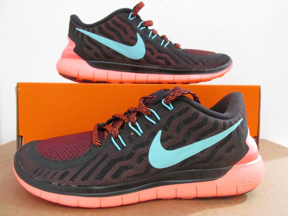 Nike Free 5.0 Baskets de Course pour Femmes 724383 004 Baskets Enlèvement