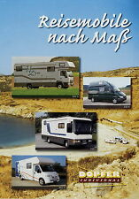 Prospectus 2003 Dopfer voyage Mobile Camping-cars Motorhomes camping-cars brochure