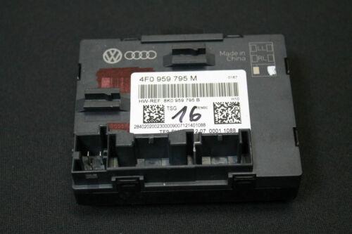 Audi a6 s6 rs6 4f türsteuergerät unidad de control Puerta hl HR 4f0959795m//8k0959795b