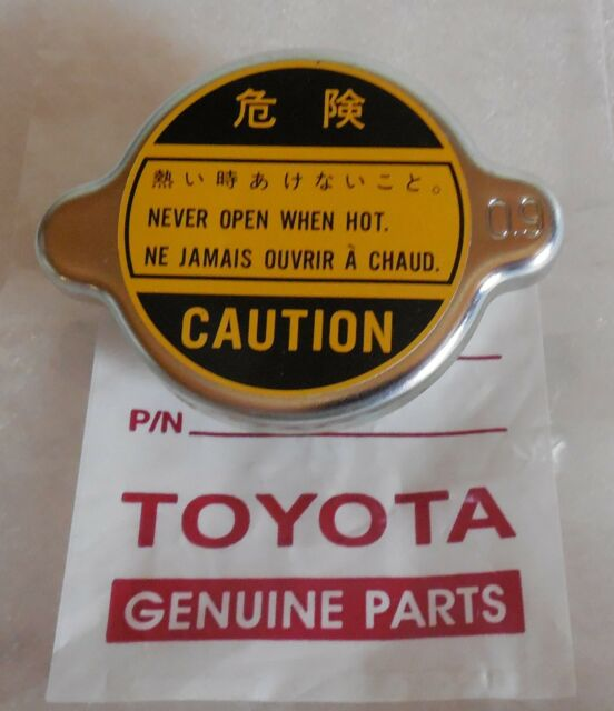 ***TOYOTA LAND CRUISER ~ LANDCRUISER RADIATOR CAP 1/75-4/86 FJ40,45,55,60