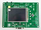 MikroElektronika - Multimedia Board for PIC32MX4 -  Entwicklerboard