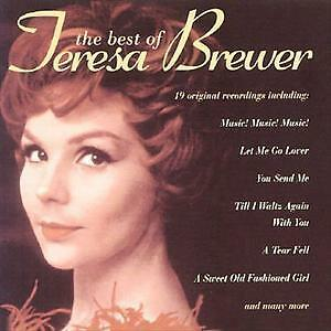 1 of 1 - Teresa Brewer - Best of [Import] (2000)