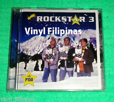 PHILIPPINES:ROCK STAR 3 - Mahal Pa Rin Kita,Parting Time CD ALBUM,OPM,PINOY ROCK